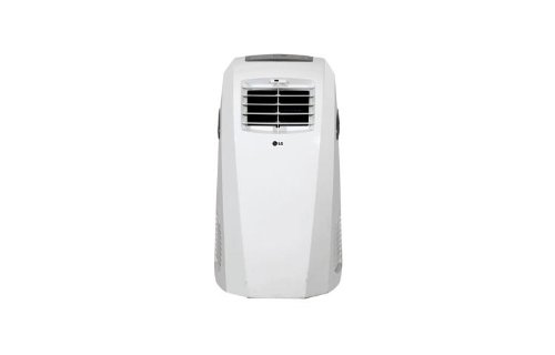 air conditioner portable no exhaust window for sale costco uk kit parts pipe LG Electronics 10.000 BTU Portable Air Conditioner with Remote LP1013WNR