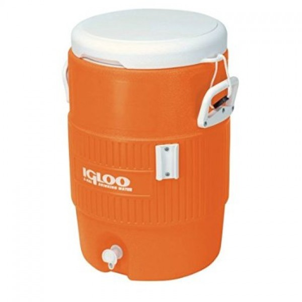 igloo gallon reusable water beverage container dispenserwith spigot 600x600 Igloo Gallon Seat Beverage