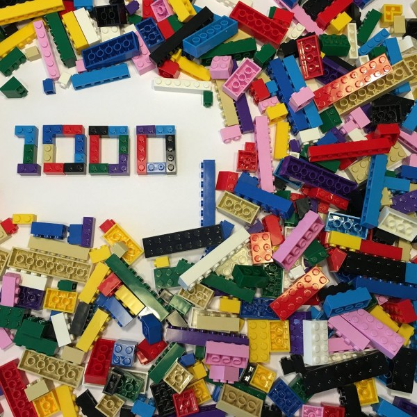 lego building block images photo models gallery pictures 600x600 Building Bricks 1000 Pc Bulk Blocks and 60 Roof Pieces