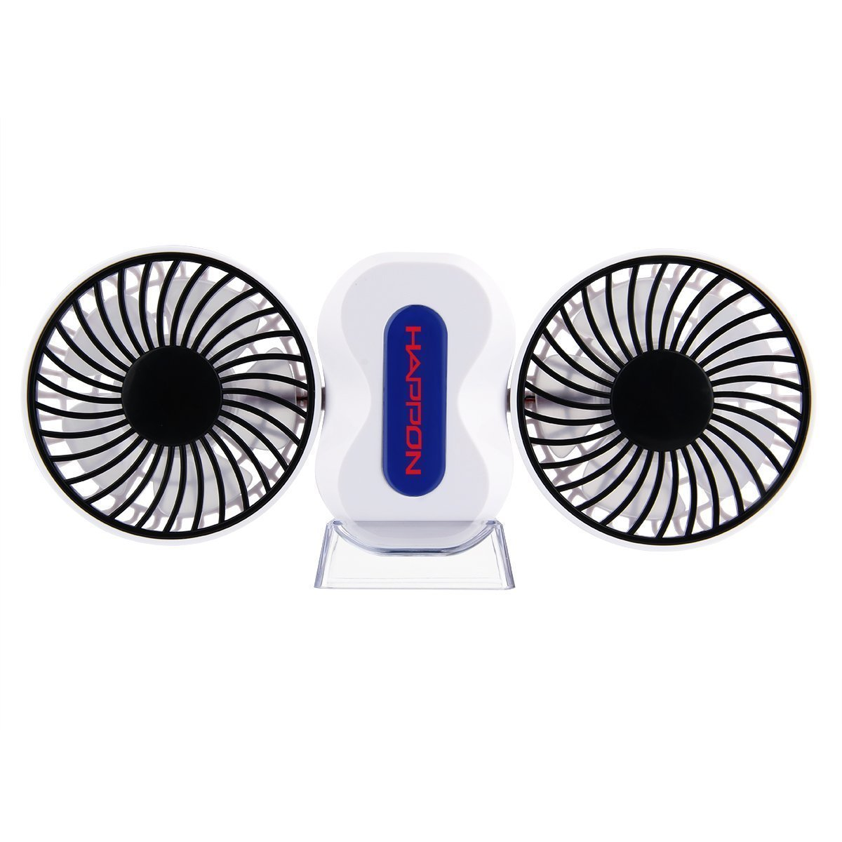 Portable And Rechargeable Fan Happon Couples Mini Fan Usb