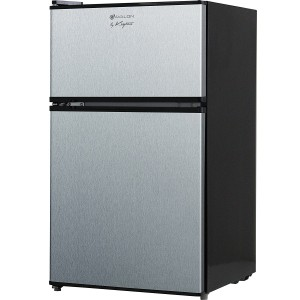 undercounter refrigerator freezer with ice maker costco walmart amazon reviews 300x300 Avalon by Keyton Refrigerator and Freezer with Reversible Doors