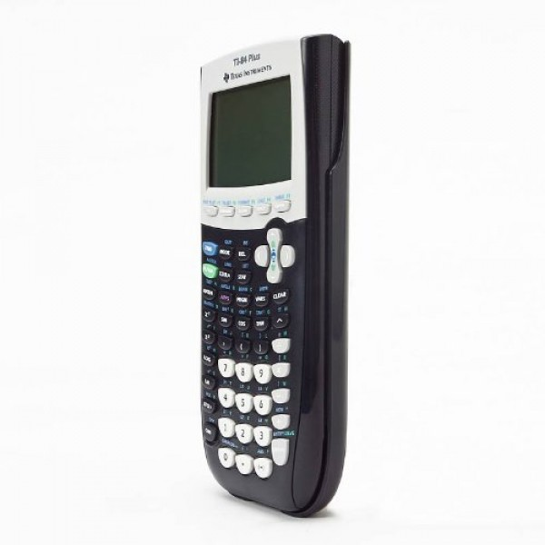 virtual texas instruments ti 83 plus graphing calculator online free 600x600 Review Texas Instruments TI 84 Plus Graphics Calculator