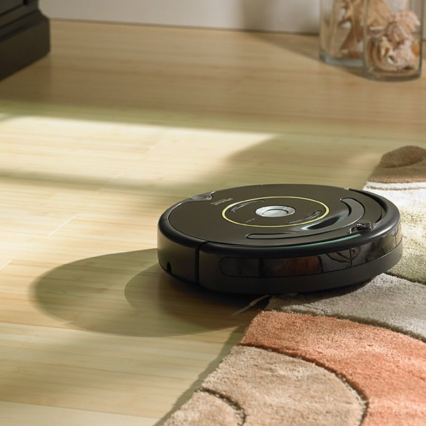 best automatic floor scrubbing machines review 600x600 Get Your Best Cleaning Using iRobot Roomba 650 Robotic Vacuum Cleaner