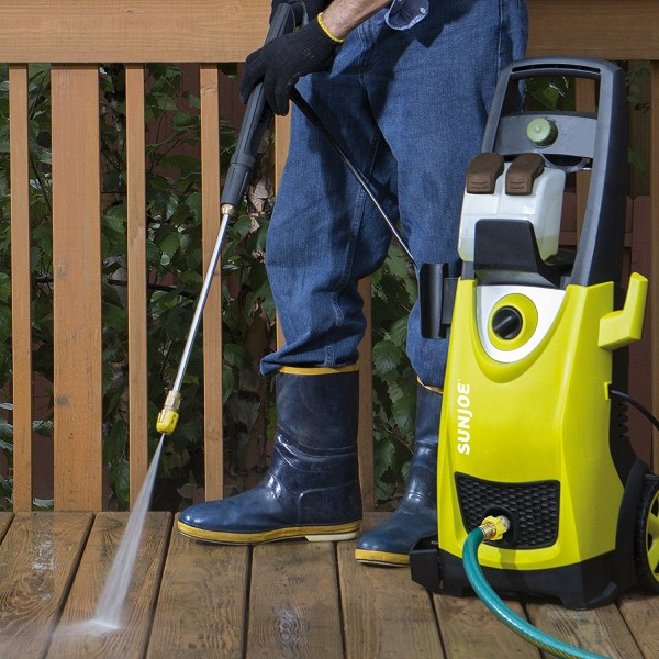 craftsman ryobi lowes canada electric pressure washer 600x600 Pressure Washer Sun Joe – SPX 3000 Review
