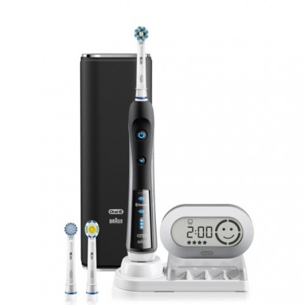 electric toothbrush with timer and pressure sensor price amazon 600x600 Your Best Electric Toothbrush with Oral B Pro 7000 SmartSeries