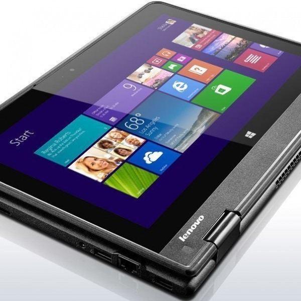 Lenovo ThinkPad Touchscreen Laptop Tablet Combo