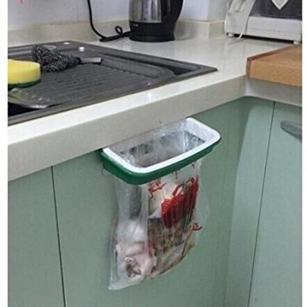under counter kitchen trash bag dispenser 600x600 Drhob 1pcs Bag Plastic Bracket