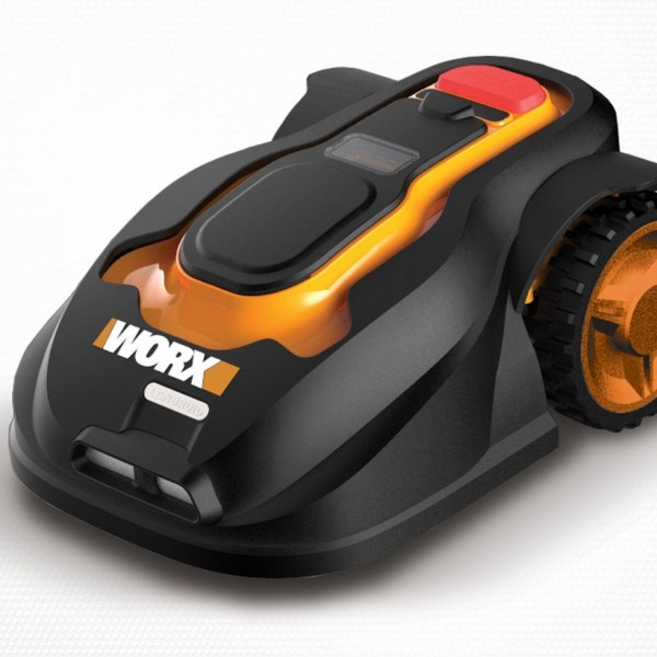 WORX Landroid Robotic Lawn Mower images pictures gallery photos 600x600 Get the Best of WORX Landroid Robotic Lawn Mower, 28 volt WG794 for Your Yard