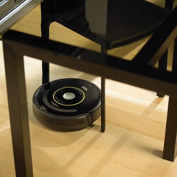 iRobot Roomba 650 Robotic Vacuum Cleaner 600x600 Get Your Best Cleaning Using iRobot Roomba 650 Robotic Vacuum Cleaner